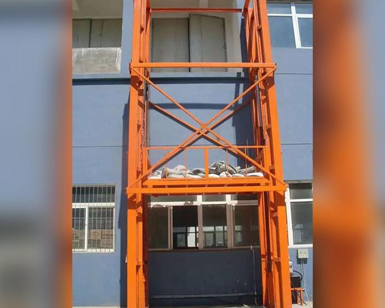 导轨升降货梯