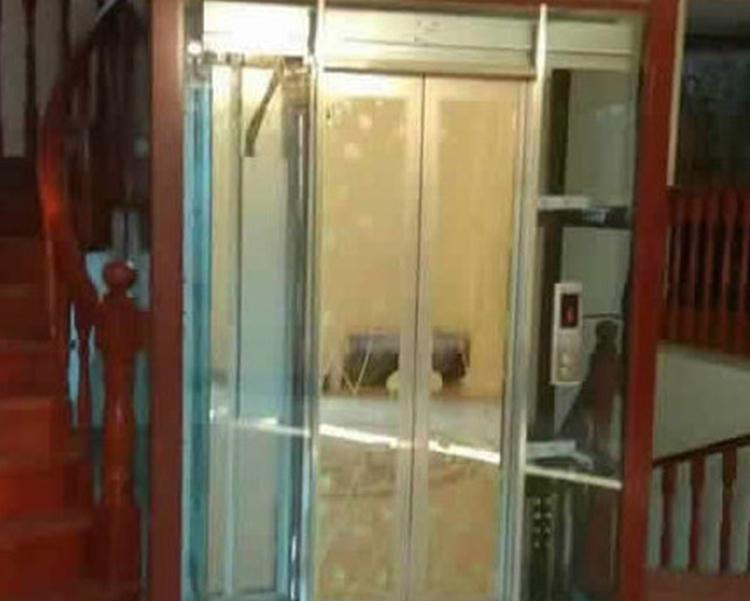螺杆家用电梯