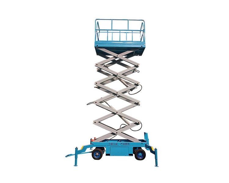 自行走剪叉式升降机